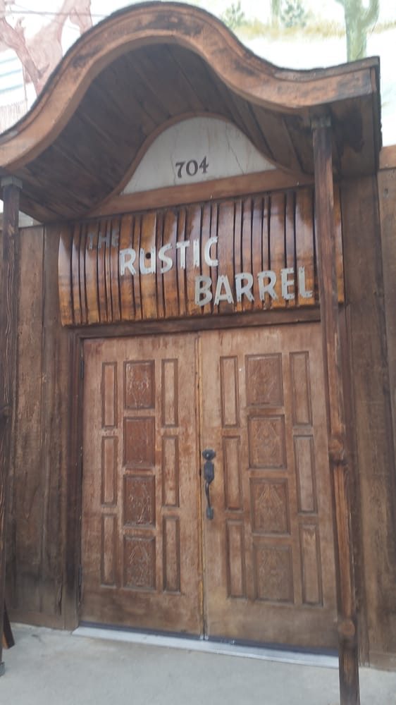 The Rustic Barrel: 704 9th St, Benton City, WA