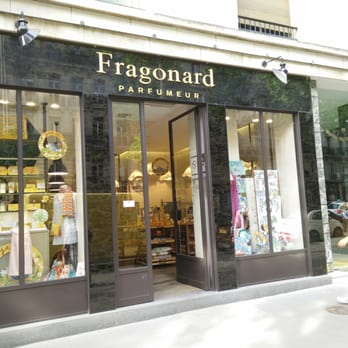 Fragonard Gift Shops 196 Boulevard Saint Germain Saint Germain