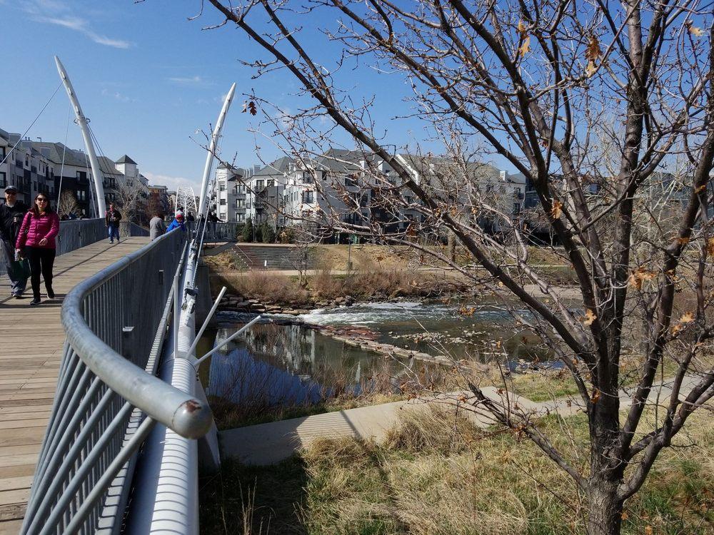 Riverfront Park: 1610 Little Raven St, Denver, CO