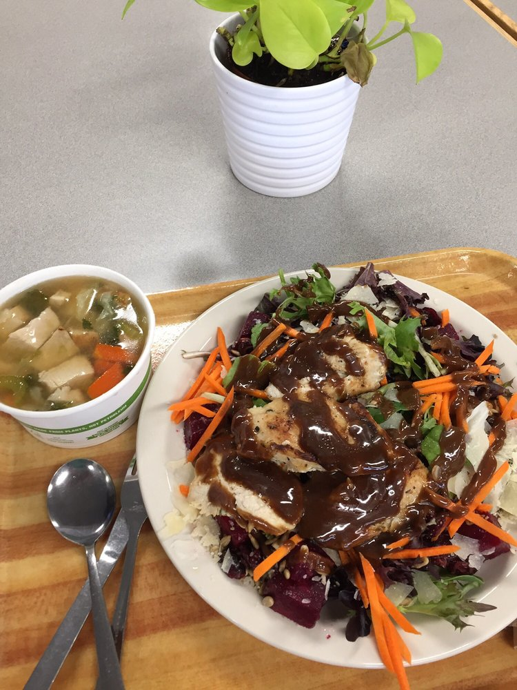 Organica Cafe: 4000 Pheasant Ridge Dr NE, Blaine, MN