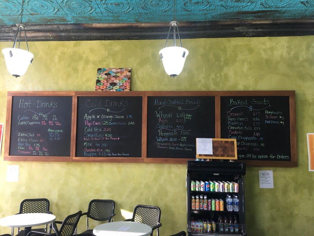Brick Street Bakery: 109 N 9th St, Adel, IA
