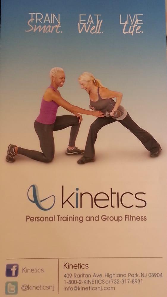 Kinetics - Gyms - 401-403 Raritan Ave, Highland Park, NJ ...