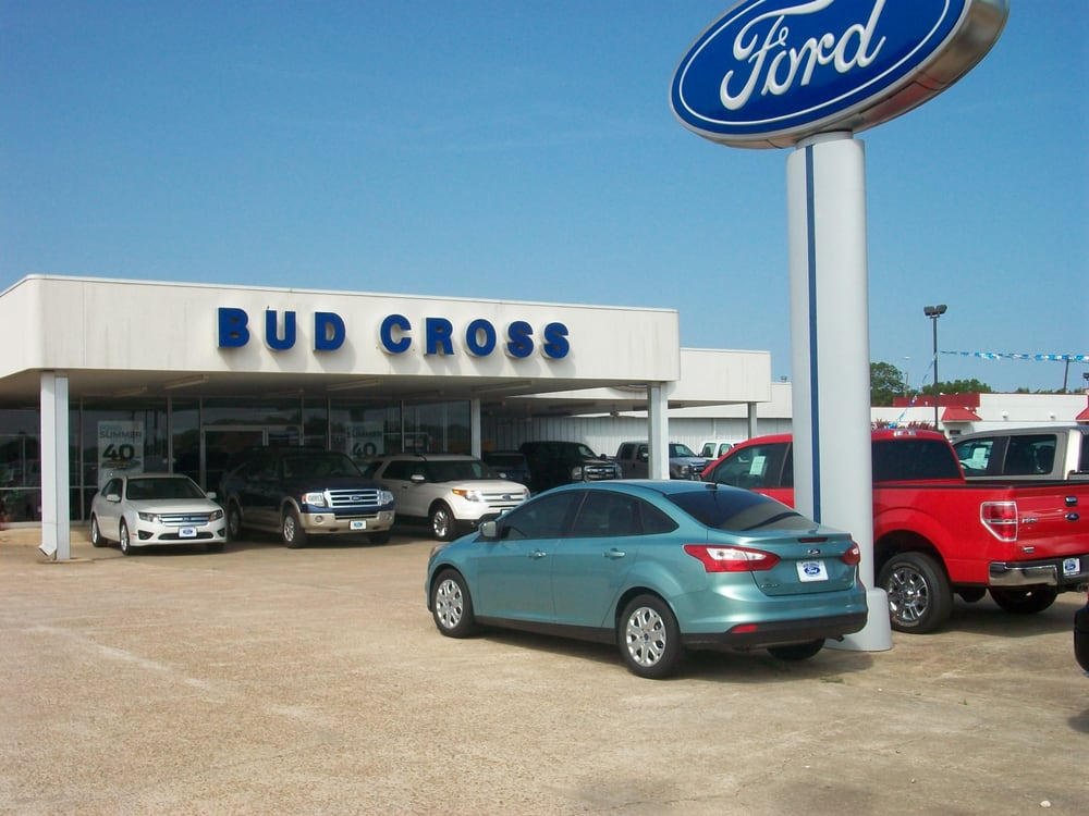 Bud Cross Ford: 150 State Hwy 36 S, Caldwell, TX
