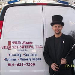 Beau Photo Of Mid State Chimney Sweeps   Everett, PA, United States. Owner,