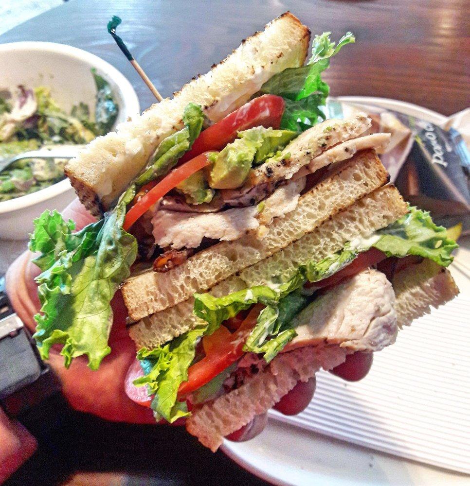 Panera Bread: 508 E Meighan Blvd, Gadsden, AL