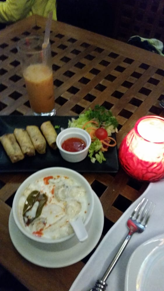 Thai Restaurant Moorgate