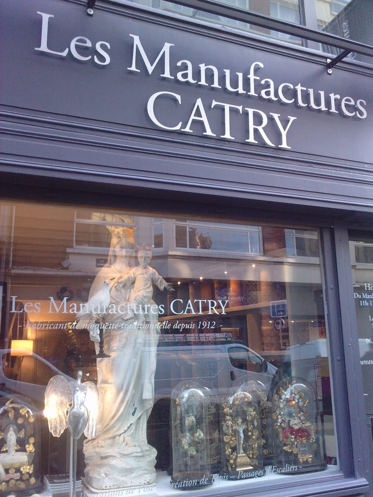 Les manufactures catry magasin de meuble 96 rue esquermoise vieux lille lille france - Magasin meuble lille rue esquermoise ...