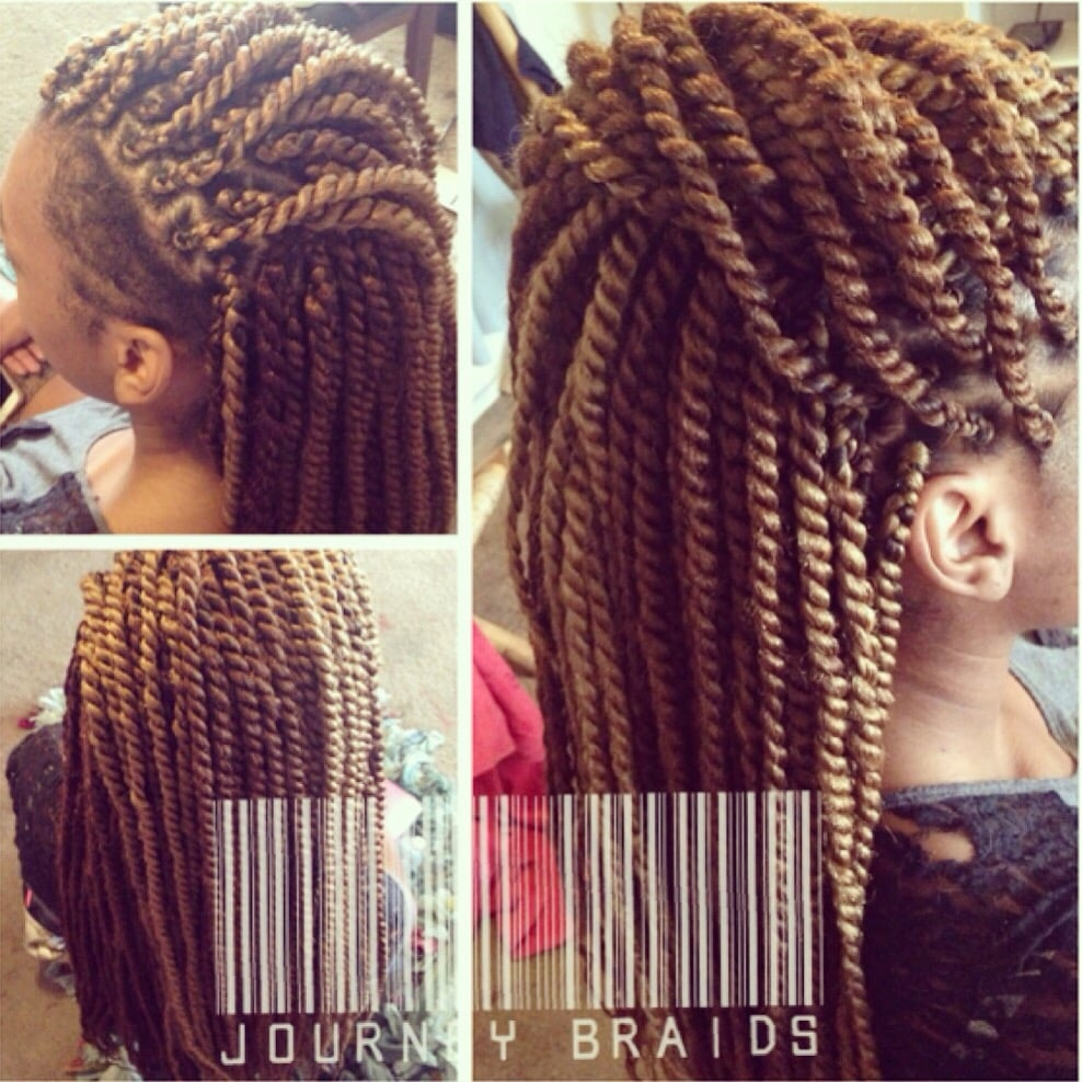 Photo Of Journey Braids Los Angeles Ca United States Marley Twist With