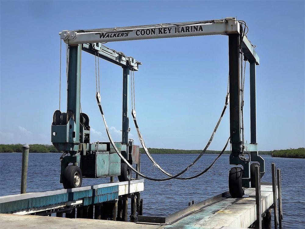 Walker's Coon Key Marina: 604 E Palm Ave, Goodland, FL