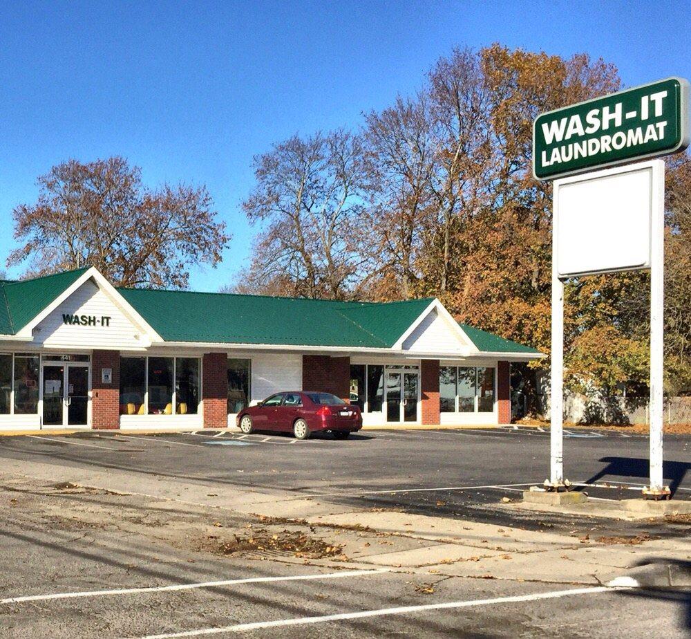 Wash It Laundromat: 441 Chemung St, Waverly, NY