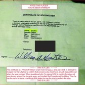 Photo Of Community Veterinary Hospital Garden Grove Ca United States Fraudulent Certificate
