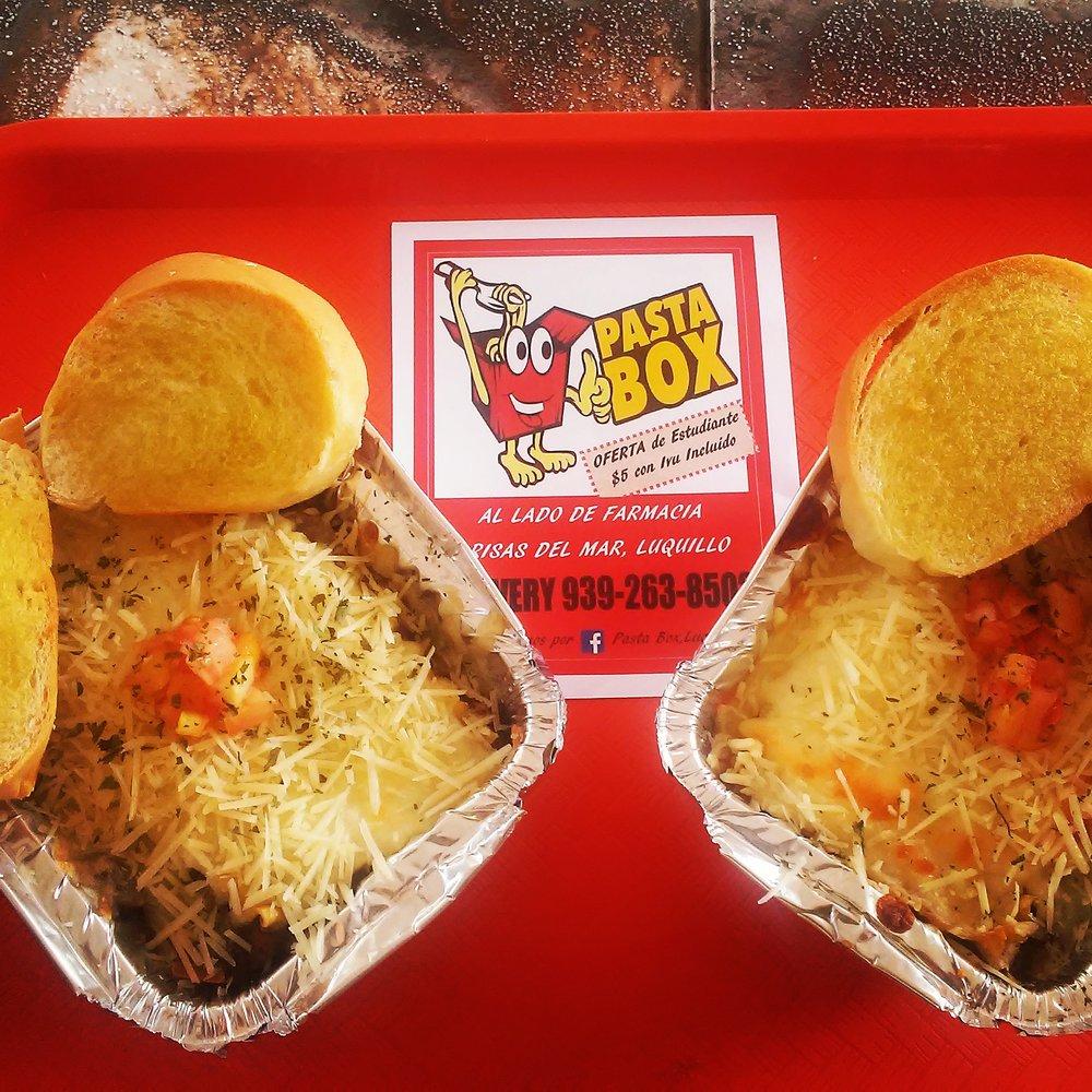 Pasta Box: Calle A S/N, Luquillo, PR