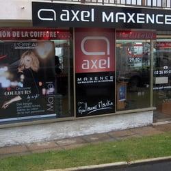 Axel maxence coiffure reims
