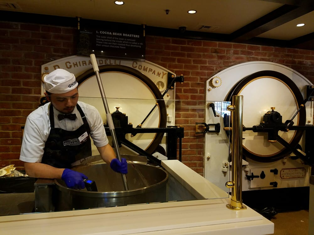 Photos For Ghirardelli Square Yelp