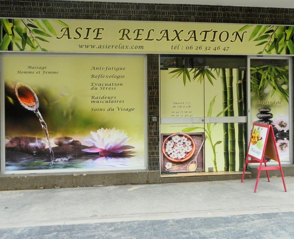 asie relaxation 18 fotos massage 28 rue l on frot p re lachaise paris frankreich. Black Bedroom Furniture Sets. Home Design Ideas