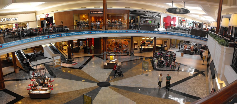 Polaris Fashion Place Premier Indoor Mall in Columbus, Ohio 33
