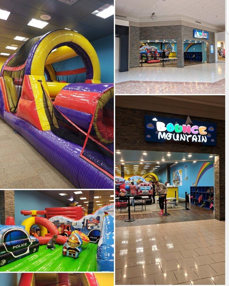 Bounce Mountain: 21182 Salmon Run Mall Lp W, Watertown, NY