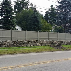 Photo Of Miller Fence Worcester Ma United States 7 Galveston Arbor