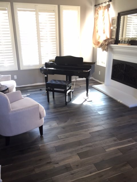 Gorgeous Driftwood Look Engineered Hardwood Floors By Kentwood