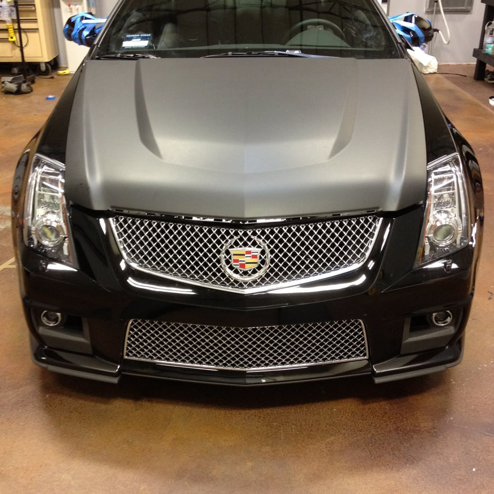 2012 Cadillac Cts V Reviews And Rating: Starting The Wrap On This 2012 CTS-V