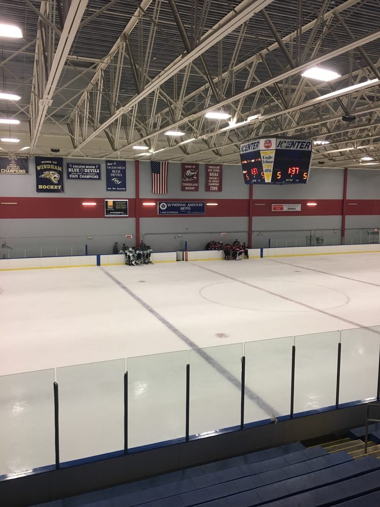 Icenter: 60 Lowell Rd, Salem, NH