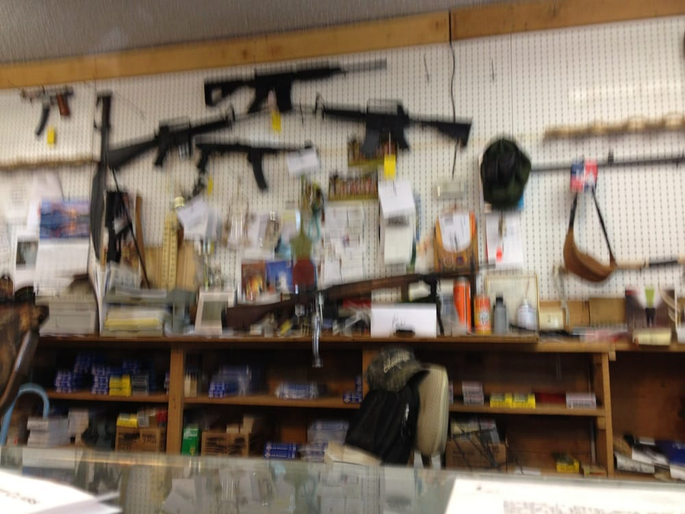 Rebel Arms and Sporting Goods: 20088 E Highway 412, Springdale, AR
