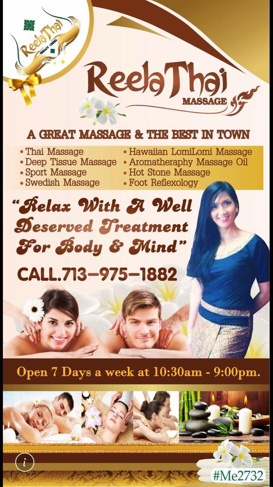 Reela thai therapy center