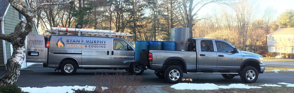 Ryan F. Murphy Heating & Cooling: New Milford, CT