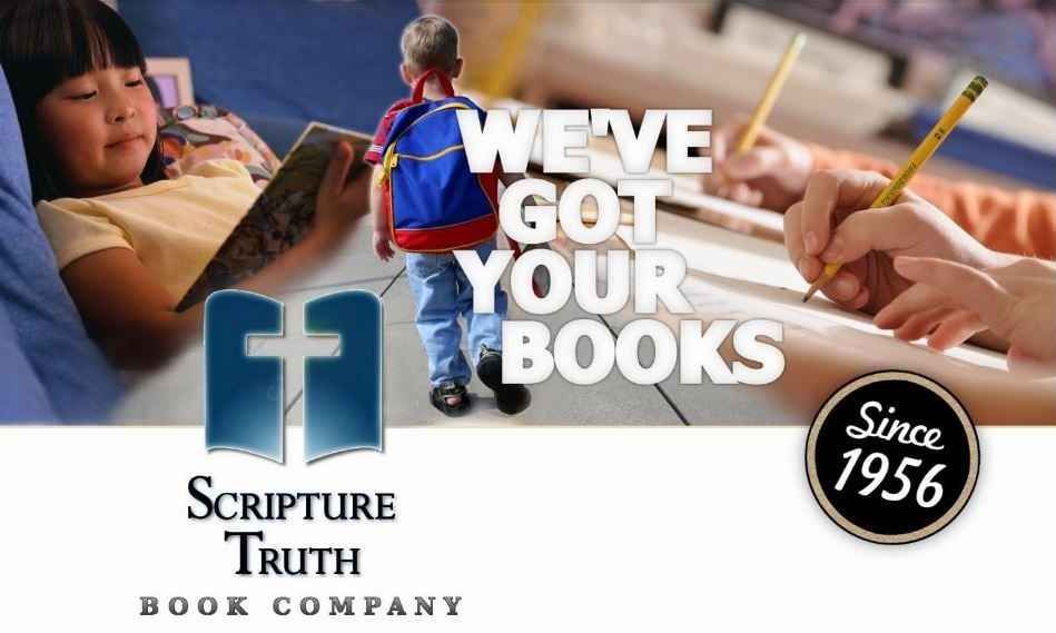 Scripture Truth Book Company: 458 Botetourt Rd, Fincastle, VA