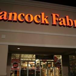 hancock fabrics closed fabric stores 7946 giacosa pl memphis tn phone number yelp. Black Bedroom Furniture Sets. Home Design Ideas
