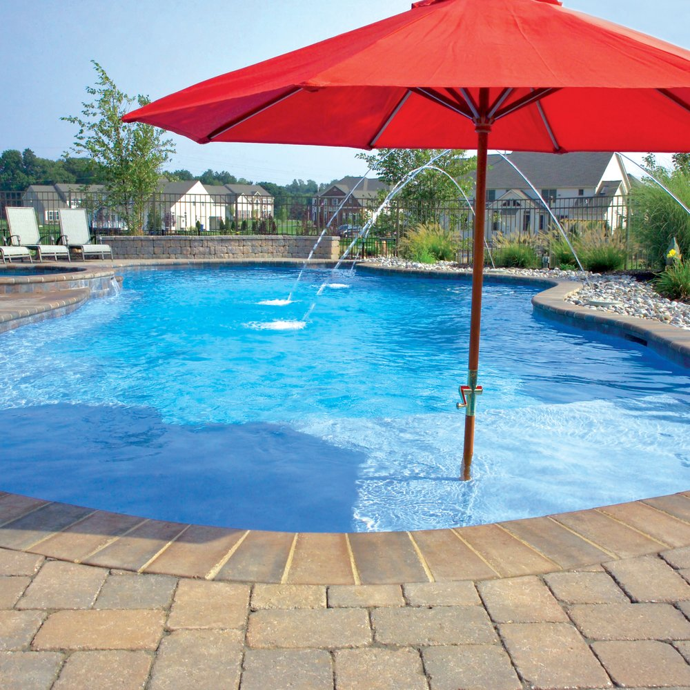 Blue Haven Pools & Spas: 151 N Service Rd, St. Charles, MO