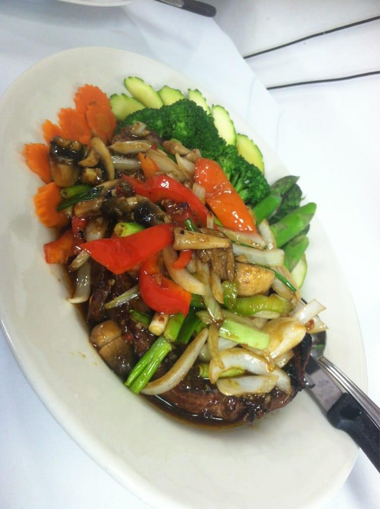 Thai steak yelp for Anong thai cuisine