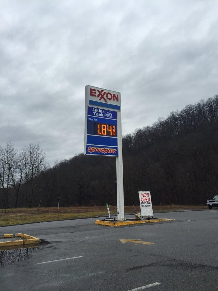 Atkins Tank: 5533 Lee Hwy, Atkins, VA