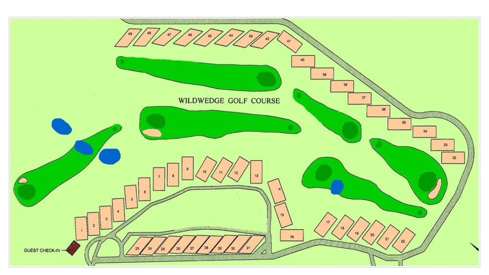 Wildwedge Golf, Mini Golf & RV Park: 32792 Paul Bunyan Trail Dr, Pequot Lakes, MN