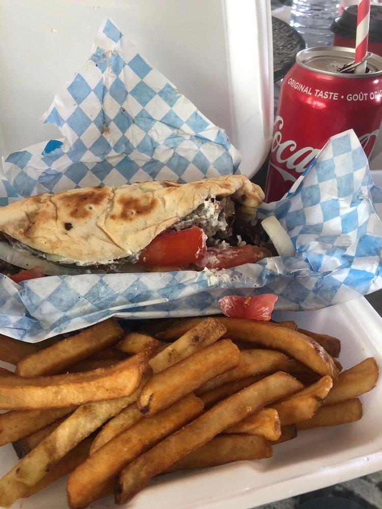 Yasir's Gyro Pita: 1401 Wyandotte Street E, Windsor, ON