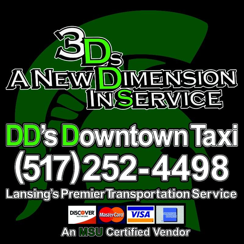 DD's Downtown Taxi: 201 W Cavanaugh Rd, Lansing, MI