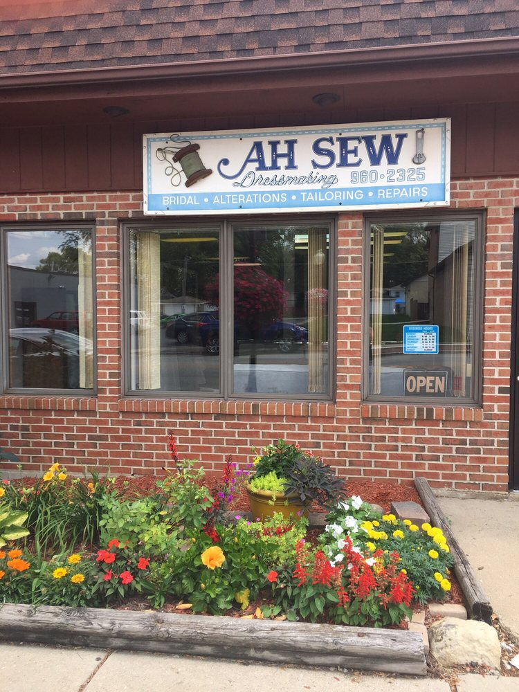 Ah Sew Tailor: 239 N Cass Ave, Westmont, IL