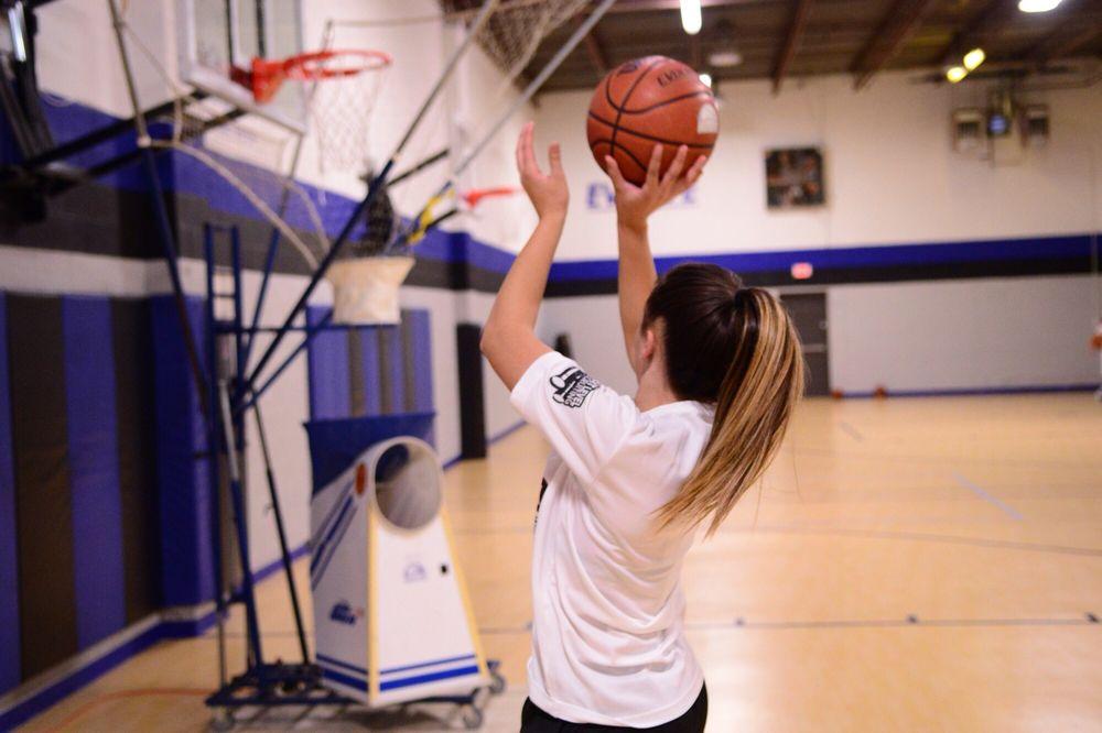 Evolution Basketball offers shooting training - Yelp