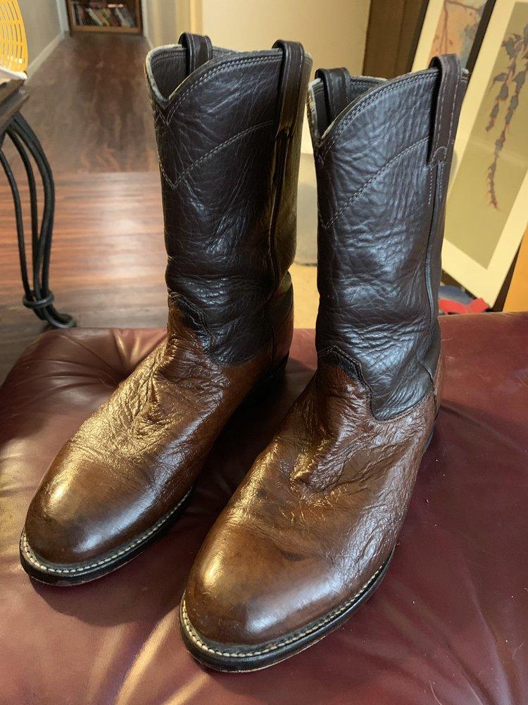 Abraham's Shoe Repair: 2521 Rutland Dr, Austin, TX