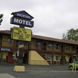 Photo Of Hacienda Motel Escondido Ca United States The No Tell
