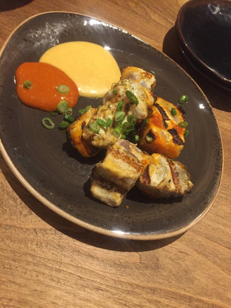 Bbq white tuna albacore yelp for Asia sushi bar and asian cuisine mashpee