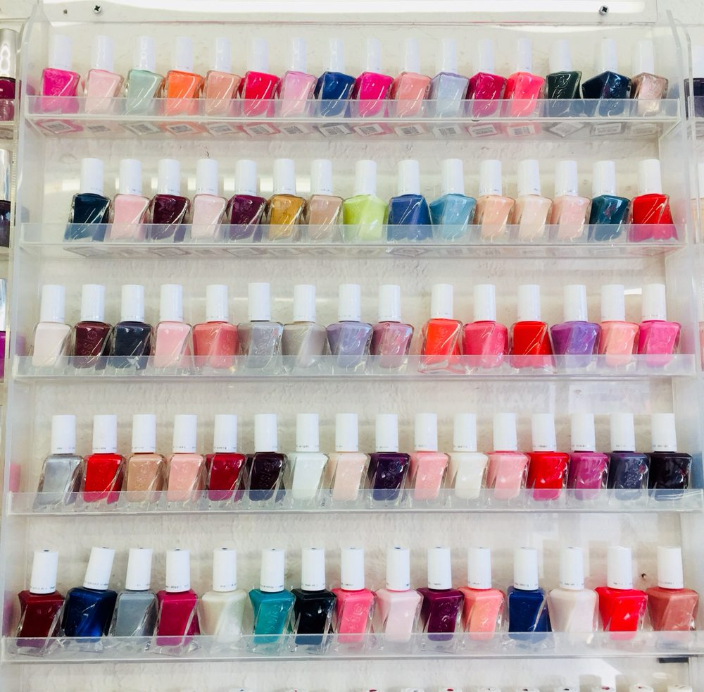New line Essie gel like polish for our sweet customer... - Yelp