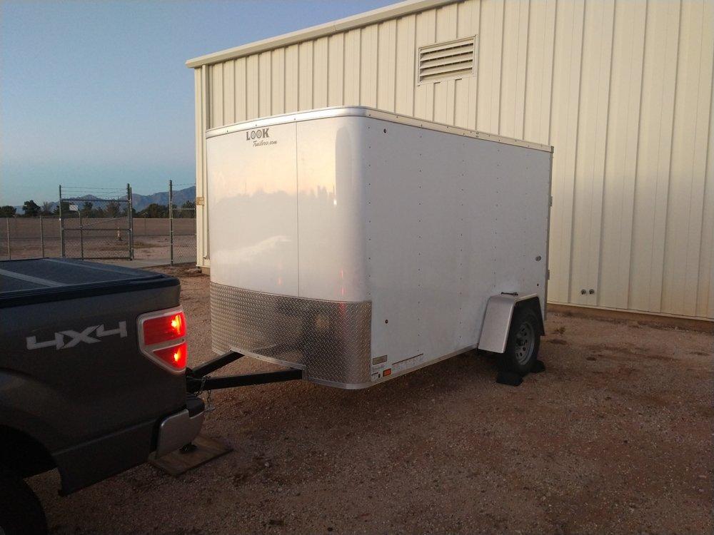 P & M Trailer Sales: 7899 N US Highway 89, Flagstaff, AZ