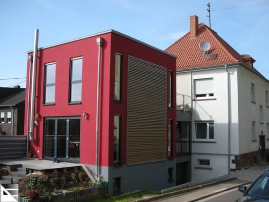 Architekt Saarbrücken dipl ing n ecker architekt aks architekt gartenstr 34