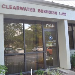 Photo Of Clearwater Business Law   Clearwater, FL, United States. Front Of  Office
