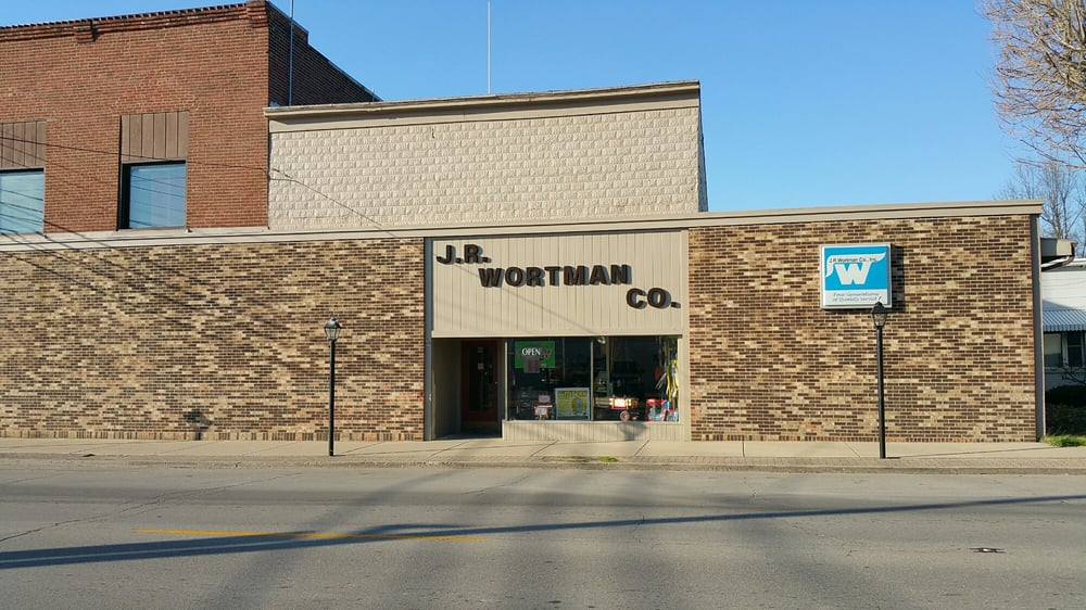 JR Wortman: 210 E Main St, Morristown, IN