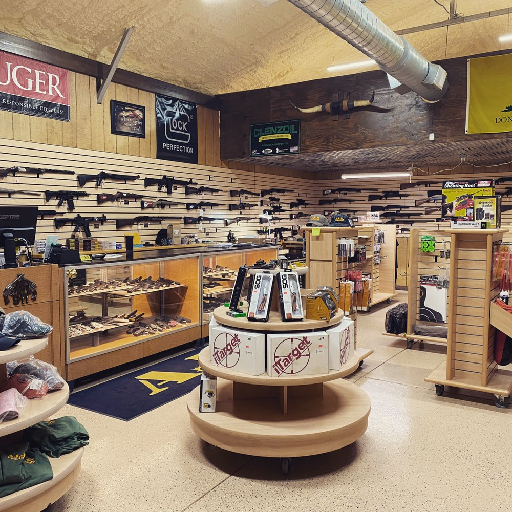 ALE Firearms & Sporting Goods: 1160 Burgettstown Rd, Hickory, PA