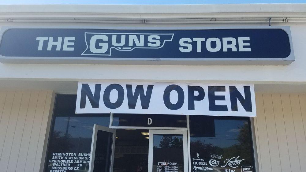 The Guns Store - Guns & Ammo - 2333 Arden Way, Sacramento, CA