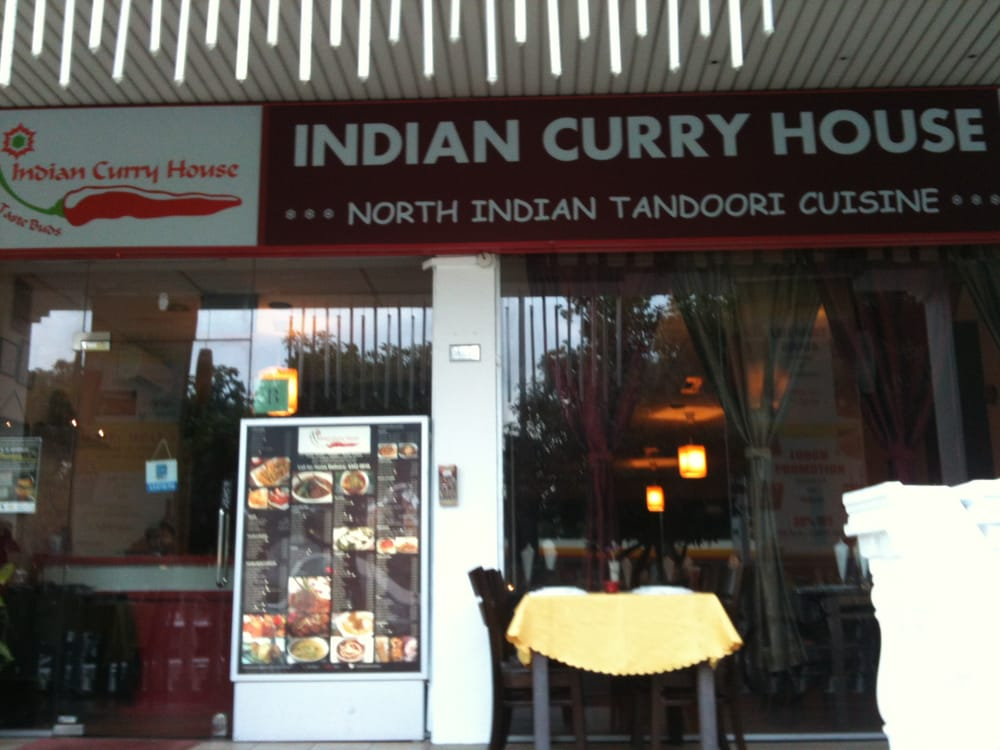 Indian Curry House Singapore
