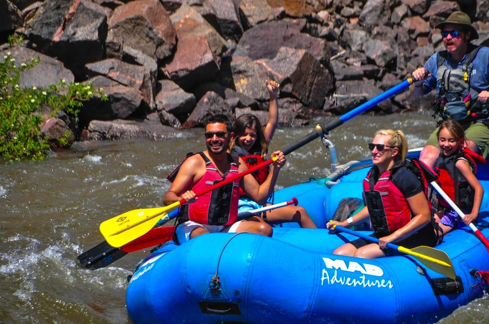 Adventures in Whitewater: Kremmling, CO